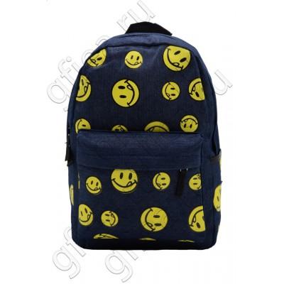 Рюкзак со смайлами ZH-035