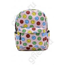 Рюкзак со смайлами ZH-045