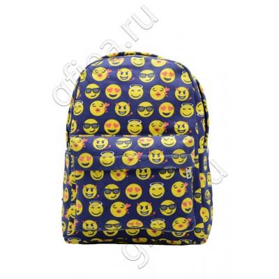 Рюкзак со смайлами ZH-046