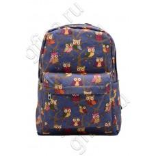 Рюкзак с совами ZH-050