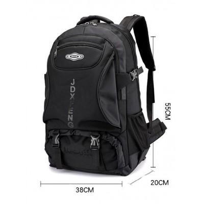 Рюкзак Походный Черный Gfiea ВMC-001